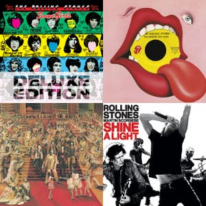 The List: Rolling with the Stones