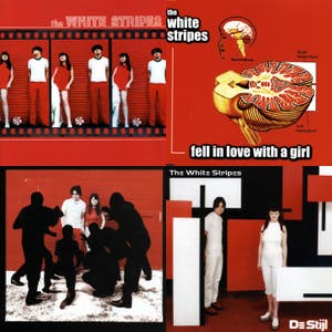 The White Stripes Singles