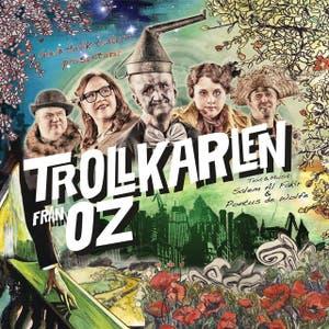 Glada Hudik-teaterns Trollkarlen från Oz - av Salem Al Fakir & Pontus de Wolfe