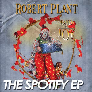 Band Of Joy Spotify EP