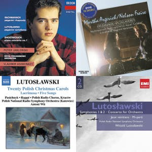 Witold Lutosławski - Complete Chronological Catalogue