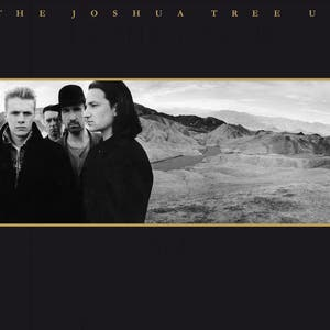 The Joshua Tree (Remastered - Deluxe version)