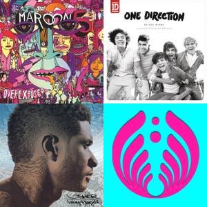 Top 10 Top 40 Of 2012