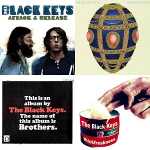 The Survivors: The Black Keys