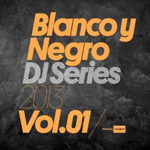 Blanco y Negro DJ Series 2013 (Vol. 1)