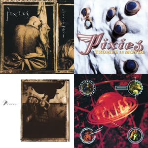 The 10 Best Pixies Songs