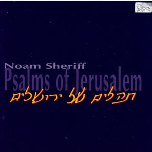 Noam Sheriff: Psalms of Jerusalem