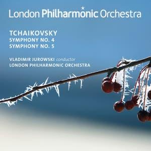 Tchaikovsky: Symphony Nos. 4 & 5