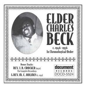Elder Charles Beck & Other Artists