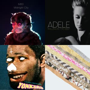 Immaculate Noise top 50 songs of 2011