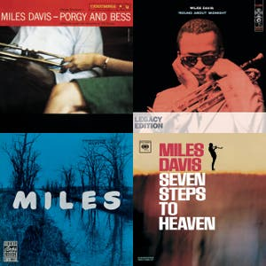 Miles Davis Online Playlist