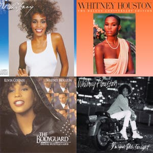 Dance With Me Baby: All Of Whitney Houston's Top 40 Hits