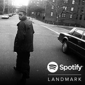 "Spotify Landmark: Nas' ""Illmatic"""