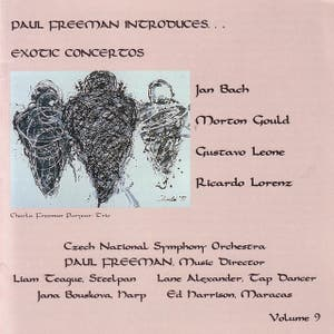 Paul Freeman Introduces Exotic Concertos
