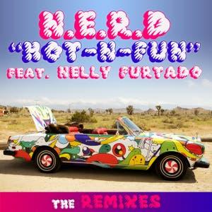Hot-n-Fun The Remixes