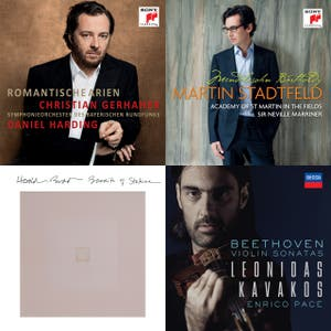 2012 New Classical Releases Index