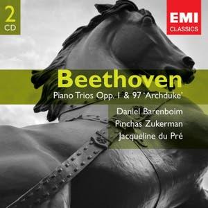 Beethoven: Piano Trios Opp.1 & 97 'Archduke'