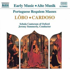 Lobo, D. / Cardoso: Portuguese Requiem Masses