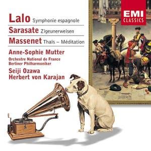Lalo/Sarasate/Massenet