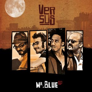 Mr Blue EP (feat. Bruce Sherfield)