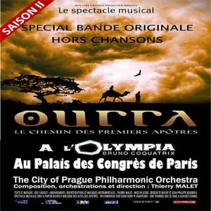 Ourra - Le chemin des premiers apôtres (Musique du spectacle)