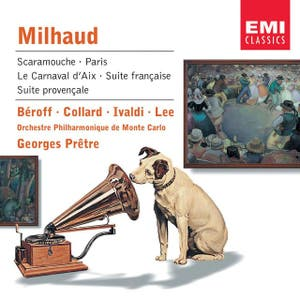 Milhaud : Music for 2 pianos/Carnaval d'Aix/Suites
