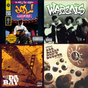 West Coast Underground Hip Hop Classics