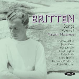 Britten: Songs, Vol. 1