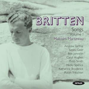Britten: Songs, Vol. 1