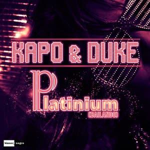 Platinium [Bailando] [feat. El Cuervo]