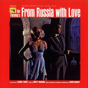 From Russia With Love - Soundtrack
