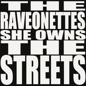 She Owns the Streets - Single