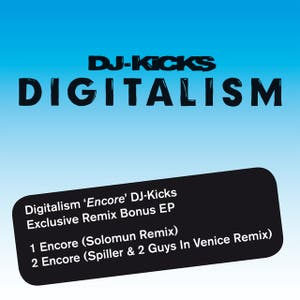 'Encore' DJ Kicks Exclusive Remix Bonus EP