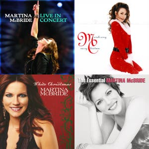 Martina McBride Joy of Christmas setlist - 12.01.12 Milwaukee Theater