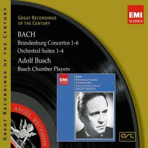 Bach: Brandenburg Concertos & Orch. Suites