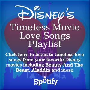 Disney Timeless Movie Love Songs
