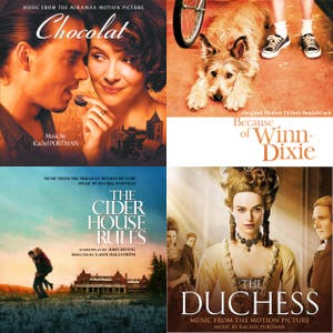 Soundtracks and Scores: Rachel Portman