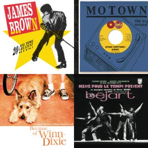 100 Greatest Dance Records (according to DJHistory.com)
