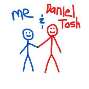 Me & Daniel Tosh