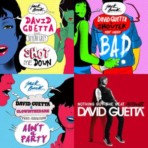 David Guetta – Singles + Tracks Playlist
