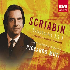 Various Artists – Scriabin: Symphonies 1, 2, 3