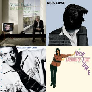 The Survivors: Nick Lowe