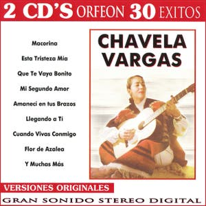 Chavela Vargas 30 Exitos