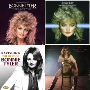 Bonnie Tyler: Heartache and Hairspray