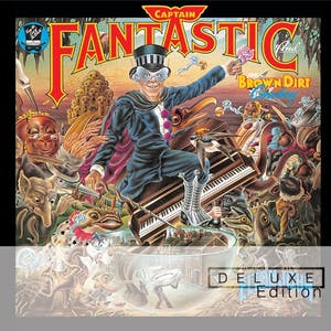 Captain Fantastic - Deluxe Edition