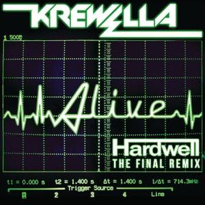 Alive - Hardwell Remix