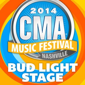 Bud Light Stage: CMA Music Festival