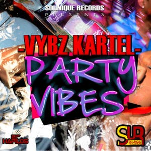 Party Vibes - Single