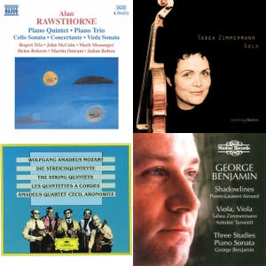 The Strad May viola playlist