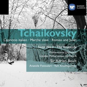 Tchaikovsky: Suite No. 3